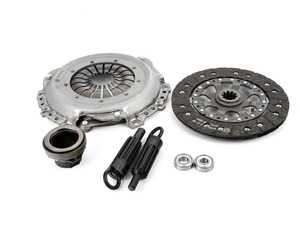 ES#2582105 - 21211223571 - Clutch Kit - All the parts you need to do the job right - LUK - BMW