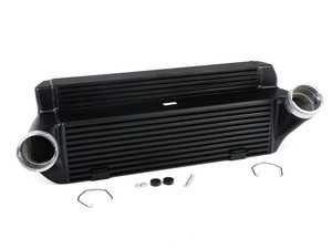 ES#3677435 - 8127B - High Performance Intercooler - Black - True direct fit - featuring OE style disconnects and metal clips - CSF - BMW