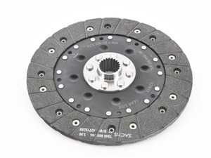 ES#3241205 - 881864 002674KT - Sachs Performance Clutch Kit - Organic Clutch Disc - For moderately modified vehicles or performance oriented driving styles. - SACHS Performance - BMW