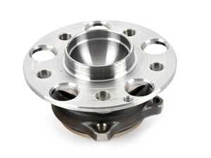 ES#2566656 - 2313340006 - Front Wheel Hub Assembly - Priced Each - Fits left or right side, includes bearings - Genuine Mercedes Benz - Mercedes Benz