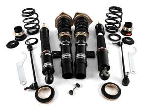 ES#3677180 - H-11E-BR - BR Series Coilover Suspension Kit - Extreme Low  - Featuring 30 levels of adjustment and performance spring rates and valving - BC Racing - Audi Volkswagen