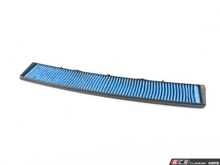ES#3991497 - 64319257504BF - Bluecare Cabin Filter - Priced Each - State of the art cabin filters that utilize a Biofunctional layer to protect you and your family from airborne bacteria, viruses, mold, and spores. - Hengst - BMW