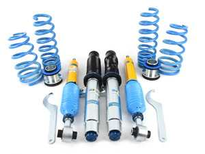 ES#2984119 - 48-229012 - B16 PSS10 Coilover System - Height adjustable suspension system offering adjustable compression and rebound to dial in for competition, comfort, or anywhere in between. World-famous Bilstein quality with a limited lifetime warranty! - Bilstein - BMW