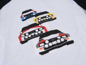 ES#3613926 - ACM3293BLK3T - Rally Car Tee - Toddler - 3T - Pick a car and get to the track, this Rally Car Tee will make your little one a blur. - Genuine Volkswagen Audi - Audi