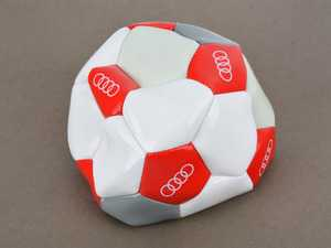 ES#3628351 - ACMT400 - Audi Soccer Ball - The Audi Soccer Ball is just what you need to get the game started. - Genuine Volkswagen Audi - Audi