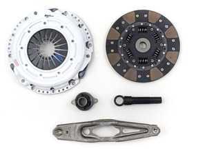 ES#3984693 - 03460-HD0F-D - Stage 2 MINI Cooper 2.0L Clutch Kit - FX200 - Upgraded Organic/Fiber Tough Friction Dampened Clutch Kit w/o flywheel for the MINI Cooper 2.0L - Clutch Masters - MINI