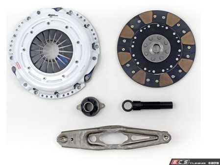 ES#4000012 - 03460-HD0F-R - Stage 2 MINI Cooper 2.0L Clutch Kit - FX200 - Upgraded Organic/Fiber Tough Friction Rigid Clutch Kit w/o flywheel for the MINI Cooper 2.0L - Clutch Masters - MINI