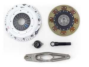 ES#4000037 - 03460-HDTZ-R - Stage 3 MINI Cooper 2.0L Clutch Kit - FX300 - Upgraded Heavy duty pressure plate /segmented Kevlar disc rigid Clutch Kit w/o flywheel for the MINI Cooper 2.0L - Clutch Masters - MINI