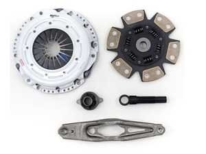 ES#4000038 - 03460-HDC6-D - Stage 4 MINI Cooper 2.0L Clutch Kit - FX400 - Upgraded Heavy duty pressure plate /6-Puck Ceramic disc Dampened Clutch Kit w/o flywheel for the MINI Cooper 2.0L - Clutch Masters - MINI