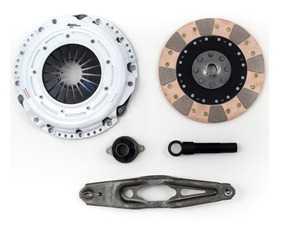 ES#4000061 - 03460-HDBL-R - Stage 5 MINI Cooper 2.0L Clutch Kit - FX500 - Upgraded Heavy duty pressure plate / Ceramic lined disc Rigid Clutch Kit w/o flywheel for the MINI Cooper 2.0L - Clutch Masters - MINI