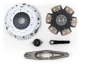 ES#4000050 - 03460-HDB6-R - Stage 5 MINI Cooper 2.0L Clutch Kit - FX500 - Upgraded Heavy duty pressure plate /6 Puck Ceramic disc Rigid Clutch Kit w/o flywheel for the MINI Cooper 2.0L - Clutch Masters - MINI