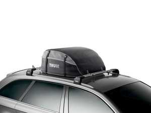 ES#3999572 - 869 - Thule Interstate Cargo Bag - Durable, highly weather-resistant cargo bag with space for a family's gear. - Thule - Audi BMW Volkswagen Mercedes Benz MINI Porsche