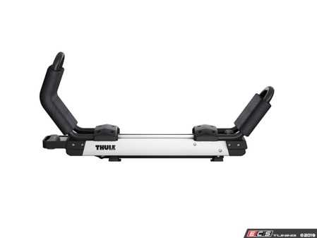 ES#3673642 - 898 - Thule Hullavator Pro - Lift-assist rack for kayaks handles up to 40 lbs of the weight so you can load and unload  even on your own - Thule - Audi BMW Volkswagen Mercedes Benz
