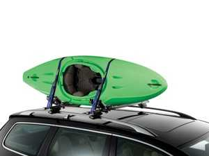 ES#3673601 - 834 - Thule Hull-a-Port - High-performance and easy-to-use J-style kayak rack - Thule - Audi BMW Volkswagen Mercedes Benz