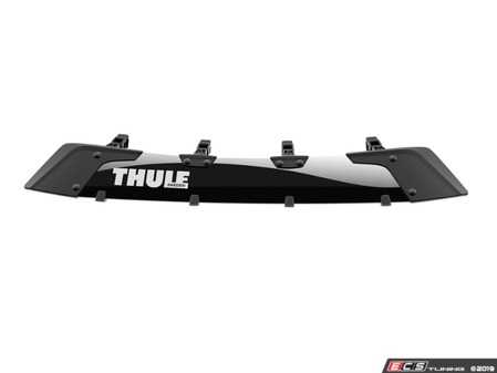 "ES#3673615 - 8701 - Thule Airscreen Wind Fairing - 38"" - Wind fairing that redirects airflow over roof rack for a quieter ride - Thule - Audi BMW Volkswagen Mercedes Benz"