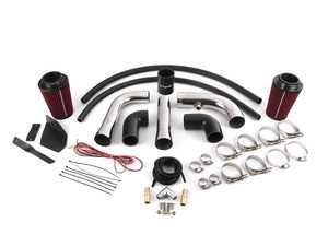 """ES#3984907 - 10901072 - VRSF Stainless Steel High Flow Inlet Intake - 2"""" Turbo Inlet, High flow inlet intake kit - VRSF - BMW"""