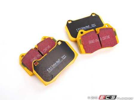 ES#520691 - DP41032R - YellowStuff Performance Brake Pads - A race quailty pad that can be used at the track and back home again - EBC - BMW