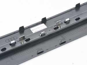 Audi S5 Front Plate Filler Kit 8W6807287DRP5