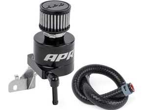 ES#4007208 - MS100187 -   APR DQ500 DSG / S Tronic Transmission Catch Can And Breather System - Collects the expanded fluids and allows for venting of trapped gases, preventing transmission fluid from spraying all over engine bay - APR - Audi