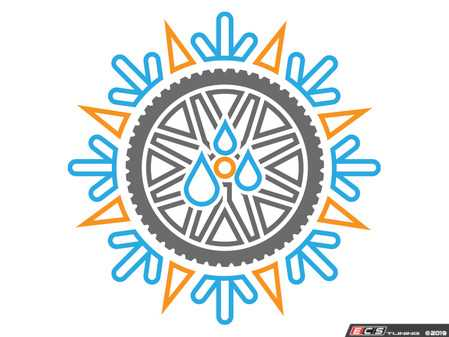 """ES#3697464 - ALZ-18-ET45-WT - 18"""" Alzor Wheel & Tire Package - ET42-45 Offset - 225/40/18 Tires - Let ECS do the heavy lifting with our tire mounting and balancing service! - Assembled By ECS - Audi Volkswagen"""