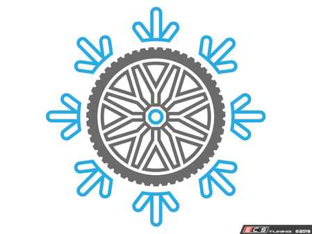 "ES#4004597 - WIN-17-112-57.1 - 17"" Winter Wheel & Tire Package - 215/45/17 Winter Tires - Get your car prepared for the winter with snow tires mounted and balanced by ECS Tuning! - Assembled By ECS - Audi Volkswagen"