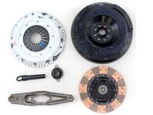 ES#4007261 - 03465-HDCL-AK - Stage 4 MINI Cooper 1.5L Clutch Kit - FX400 - Heavy duty pressure plate. Lined ceramic sprung disc. 14lbs Aluminum flywheel included. Upgrade kit including flywheel. - Clutch Masters - MINI