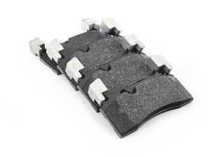 ES#2735676 - 0074207020 - Rear Brake Pad Set - Genuine Mercedes Replacement Part - For Vehicles without Ceramic Brake System - Genuine Mercedes Benz - Mercedes Benz