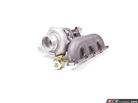 ES#4007267 - ATP-VVW-318 - GTX2867R Stock Location Turbo & Manifold Kit - Garrett GEN2 GTX2867R (500hp) Stock location turbo and manifold combo - With .64 A/R (quick spool), 14.7psi wastegate actuator, oil/coolant lines, and stock diameter compressor inlet elbow - ATP - Audi