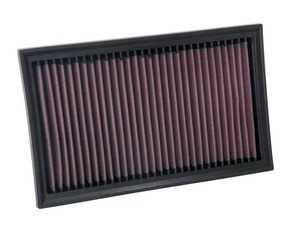 ES#3647244 - 33-5084 - K&N Performance Engine Air Filter - Drop-in high flow replacement for your vehicle - K&N - Volkswagen
