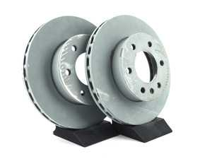 ES#3691341 - 9064210012KT1 - Sprinter 2500/3500 Front Brake Disc Set - Genuine Mercedes-Benz Brake Discs - Highly recommended to replace in sets - Genuine Mercedes Benz - Mercedes Benz