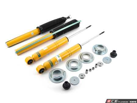 ES#3220388 - 34-003268KT - B6 Performance Shocks & Struts Kit - Unbelievable control, precise handling, ultimate performance and incredible comfort. German-made with world-famous Bilstein quality and a limited lifetime warranty! - Bilstein - BMW
