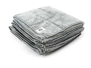 "ES#3450610 - MIC36003 - Workhorse Gray Professional Grade Microfiber Towel, 16"" X 24"" (Metal)(3-Pack)  - Great all around cleaning towel - Chemical Guys - Audi BMW Volkswagen Mercedes Benz MINI Porsche"