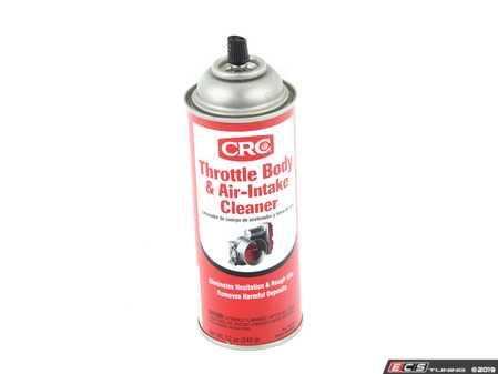 ES#3969931 - 5078tbcKT - Throttle Body & Air-Intake Cleaner  - Improve response and mpgs! - CRC - Audi BMW Volkswagen Mercedes Benz MINI Porsche