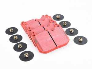 ES#3690629 - DP32271C - EBC Redstuff Ceramic Pads Set - Upgrade to EBC pads in your MINI - EBC - MINI