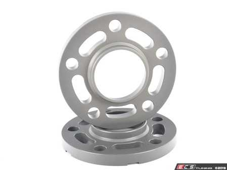 ES#4001852 - TWH9905015sd1 - 15mm Wheel Spacers - Silver (Pair) *Scratch And Dent* - Lightweight wheel spacers with a machined tab for easy removal - Save on a set of dimensionally correct Turner wheel spacers that don't meet color and finish spec! - Turner Motorsport - BMW MINI