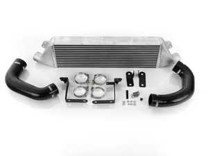 ES#4007050 - 023624ECS01-02KT - MK7 Front Mount Intercooler Kit - For Existing ECS Charge Pipes - Bolt on up to +24 WHP / +18 WTQ and lower intercooler outlet temps by 80 F with our In-House Engineered FMIC Kit! - ECS - Volkswagen