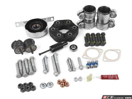 ES#3647664 - 11211720310KT10 - Clutch Installation Kit - Everything you will need to get the job done - Assembled By ECS - BMW