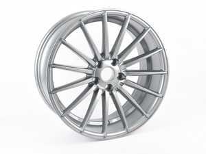 "ES#4013865 - 084-3sdaa - 19"" Style 084 (19x8.5, ET35, 5x112, 66.6CB) Gun Metal - Priced Each - *Scratch And Dent* - 19""x8.5"" ET35 66.6CB 5x112 Gunmetal - Alzor - Audi MINI"