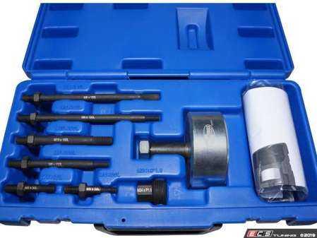 ES#3201828 - B116-2033 - Rail Pin Slide Hammer Set - Baum Tools -
