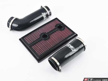 ES#4005849 - 026170ECS01KT - MK6 Jetta 1.4T OE Performance Induction Package - Includes our ECS Silicone Intake Hose Set and a K&N Performance Air Filter! - Assembled By ECS - Volkswagen
