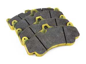 ES#3545937 - 270729 - RSL29 Yellow Endurance Racing Brake Pads - Front - Popular street and endurance racing pad. Same friction material used in several European racing series. - Pagid Racing - Porsche