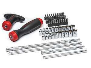 ES#4017100 - KDT82779 - 56 Pc. Ratcheting Geardriver Screwdriver Set - Gear Wrench - Audi BMW Volkswagen Mercedes Benz MINI Porsche