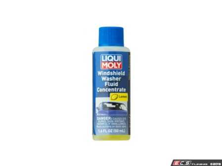 ES#4017312 - 20386 - Windshield Washer Fluid Concentrate - 50 ml - Keep your windshield clean with this high quality concentrate - Liqui-Moly - Audi BMW Volkswagen Mercedes Benz MINI Porsche