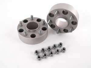 ES#134 - 10095716 - DRM Series Wheel Spacer - 50mm (1 Pair) - Wider is Better - H&R - Porsche