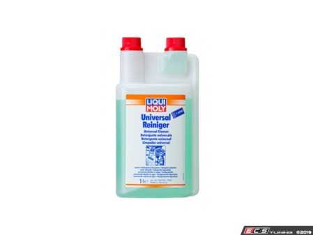 ES#4017317 - 20396 - Universal Cleaner - 1 Liter - Perfect for use in a variety of situations - Liqui-Moly - Audi BMW Volkswagen Mercedes Benz MINI Porsche