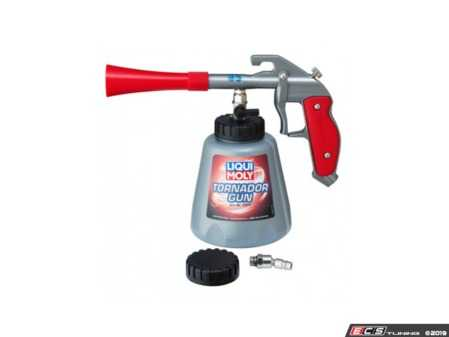 ES#4017320 - 29077 - Tornador Gun - Get rid of stubborn dirt and contamination on your cars interior - Liqui-Moly - Audi BMW Volkswagen Mercedes Benz MINI Porsche