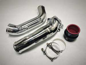 ES#4017326 - BM-ICP019 - B48 Chargepipe Kit - The weakest part of your stock turbo system is plastic charge pipes. - Evolution Racewerks - BMW