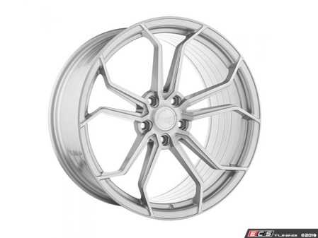 "ES#4017400 - m632gsm5122010KT - 20"" M632 - Set Of Four  - 20x10 5x112 ET25 - Silver Machined - Avant Garde - Audi MINI"