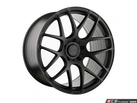 "ES#4017386 - m610fb51219851KT - 19"" M610 - Set Of Four - 19""x8.5"" ET35 5x112 - Matte Black - Avant Garde - Audi MINI"