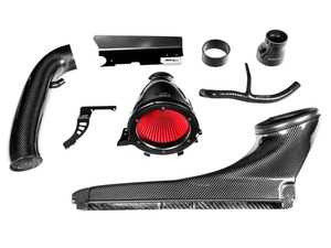 ES#4017518 - EVE-DAZAST3CFINT -  *New* Eventuri 8V RS3/TTRS Stage 3 Intake System  - The Eventuri Stage 3 intake system has been developed to offer the highest possible flow rate while maintaining the lowest intake temperatures possible - Eventuri - Audi